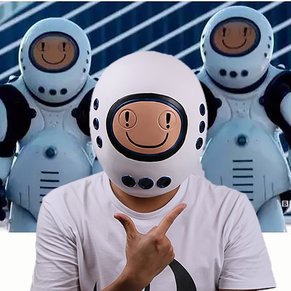 Compare Prices on Robot Head Mask- Online Shopping/Buy Low Price ...