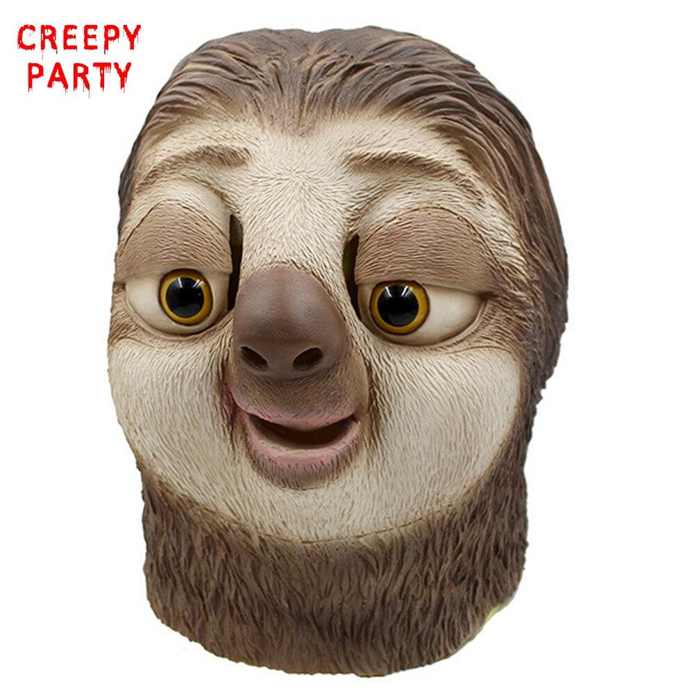 Popular Sloth Mask-Buy Cheap Sloth Mask lots from China Sloth Mask ...