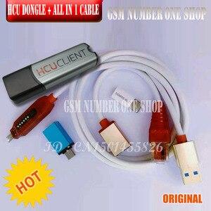 Image 2 - HCU Client HCU Dongle + DC Phoenix และโทรศัพท์ Converter สำหรับ Huawei Micro USB RJ45 Multifunction BOOT ALL IN 1 สาย