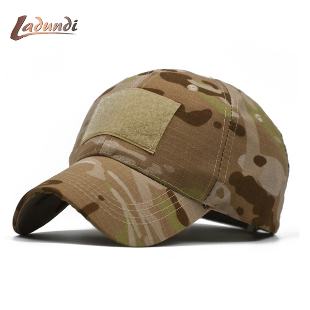 3d55106a433 MultiCam Digital Camo Special Force Tactical Operator hat Contractor SWAT  Baseball Hat Cap US CORPS CAP