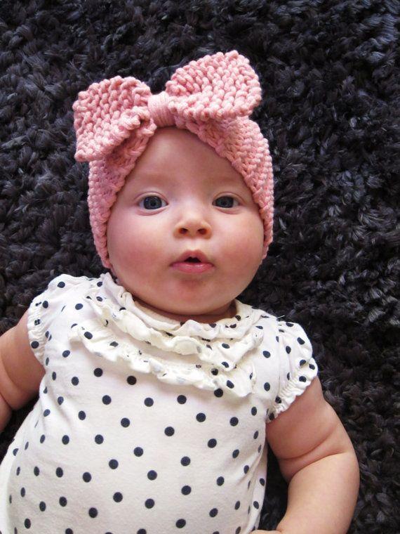 Niños recién nacidos elásticos para el cabello arco invierno de ...