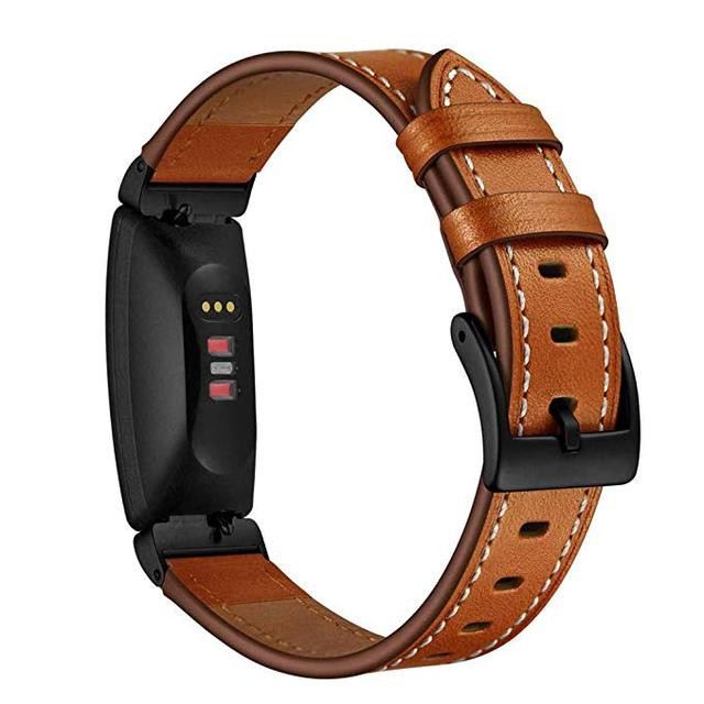 Fitbit Inspire Genuine Leather Strap