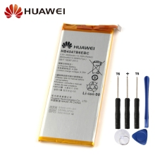 Original Replacement Battery For Huawei Honor 6 Plus PE-CL00 PE-UL00 PE-TL20 PE-TL10 HB4547B6EBC Genuine Phone 3600mAh