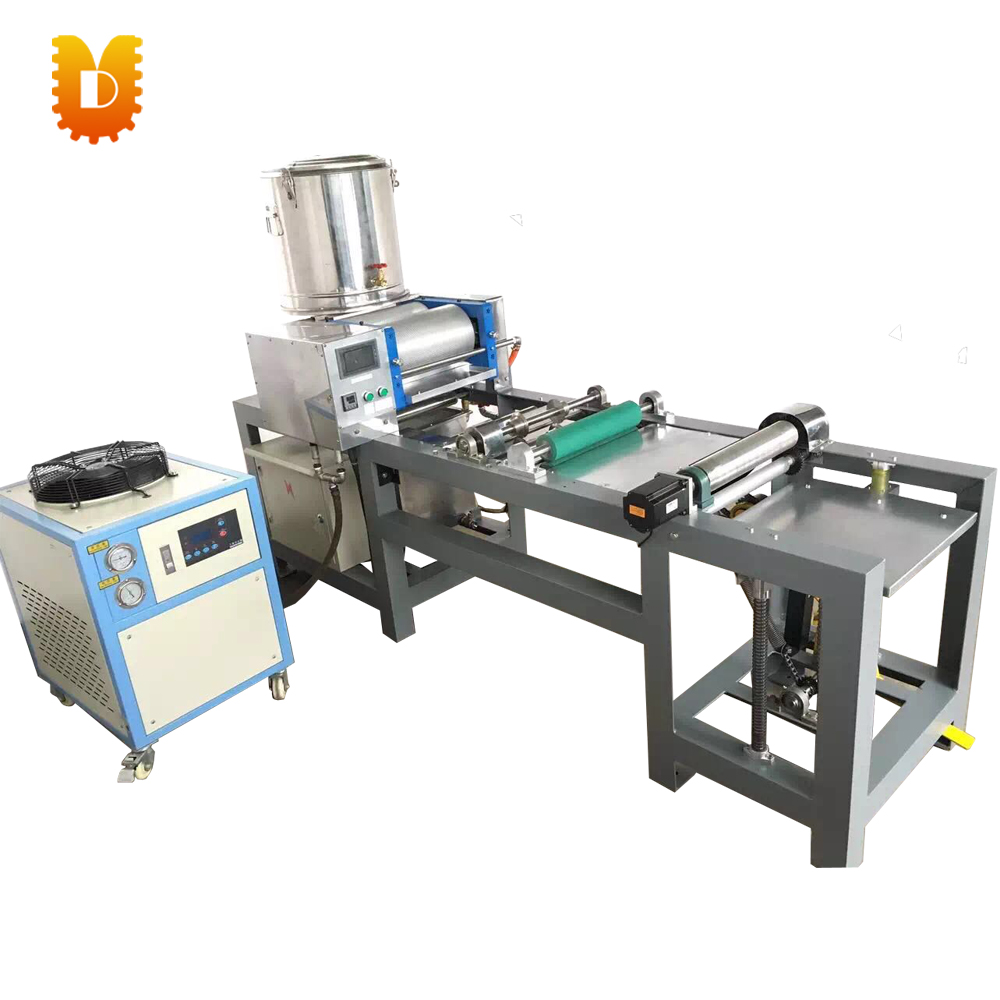 automatic beeswax foundation machine/ beeswax foundation roller/ beeswax foundation sheet machine