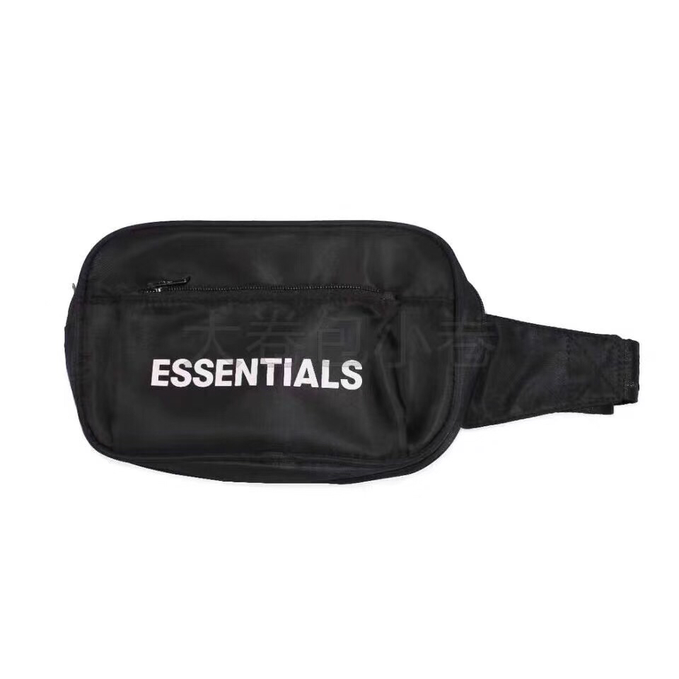 New Streetwear Essentials Across Shoulder Bag Men And Women Chest Bag