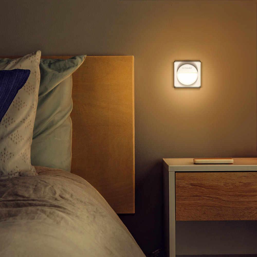 BlitzWolf BW-LT10 المنزل الذكي ضوء مصباح لجهاز الاستشعار ليلا 3000K درجة حرارة اللون 20 لومينز الإضاءة 120 درجة زاوية مصباح