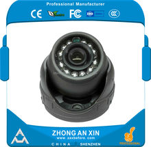 1080P Full HD Infrared Audio Dome Vehicle Camera Factory OEM ODM Optional Audio Pickup 5 Meter
