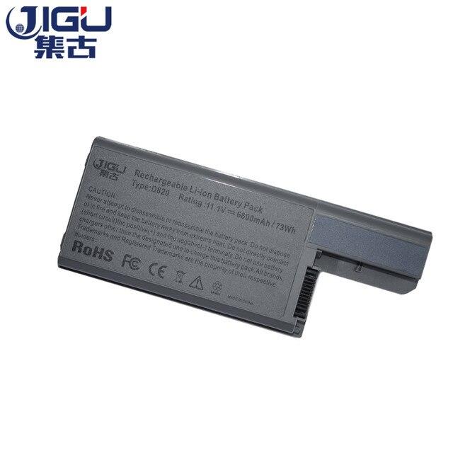 JIGU Li-ion Replacement Laptop Battery 310-9122 312-0393 312-0401 For Dell For Latitude D820 D531 D531N D830 Precision M4300 M65