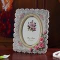 Little waves 6 inch high-class european-style resin photo frame, wedding
