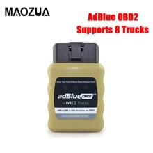 أحدث محاكي OBD2 لشاحنات Adblue ، تشخيصات الشاحنات ، لـ IVECO ، Volvo ، Renault Adblue/DEF Nox ، مقبس محرك AdblueOBD2