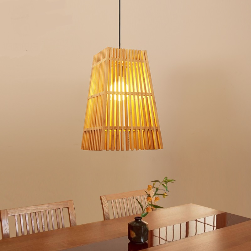 garden droplight lighting lamps dining modern chandelier japanese living lights room lamp product pendant light bamboo