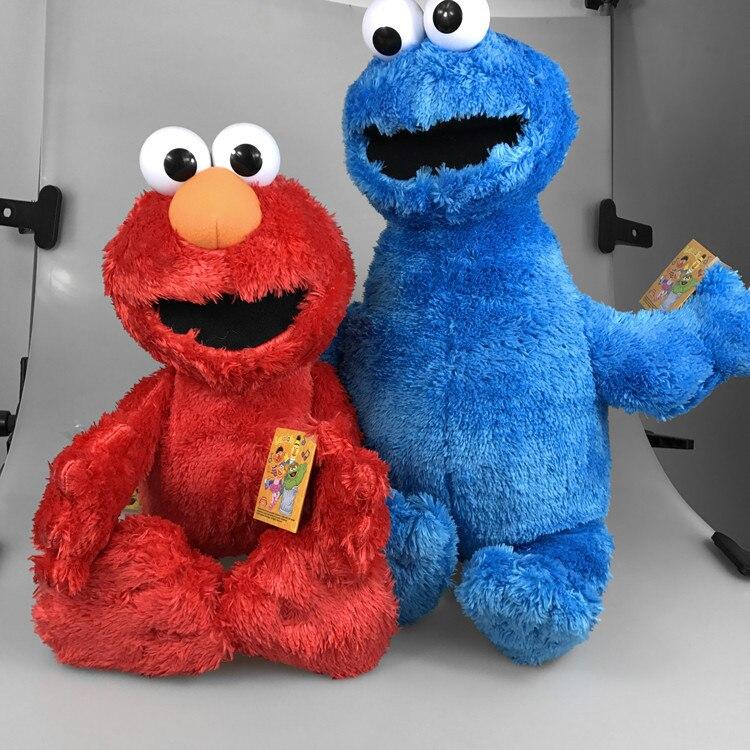 ᐂ50 cm original nuevo Sesame Street Elmo Juguetes suave peluche ...