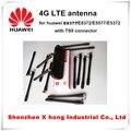 2 шт. Новый E5372 LTE 4 Г антенна Бустер для Huawei E8377 E8372 E5577 E5573 4 Г LTE Антенны TS9 Разъем бесплатная доставка
