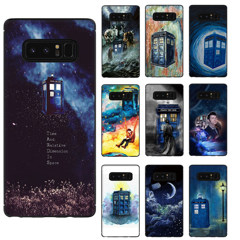 Fitted Cases Reasonable Oriwood Doctor Who Tardis Police Case Cover For Iphone 6 6s 7 8 Plus X 5 5s Se Samsung Galaxy S5 S6 S7 Edge S8 Plus Note 8 Shell Terrific Value Cellphones & Telecommunications