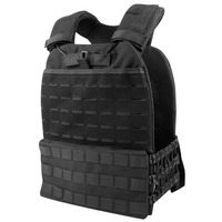Outdoor Training Tactic Vest Body Armor Adjustable Combat Vest Molle Plate Carrierr Vest CS Protective Vest Gear