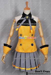 Vocaloid 3 Cosplay SeeU Costume See You Dress H008(China)