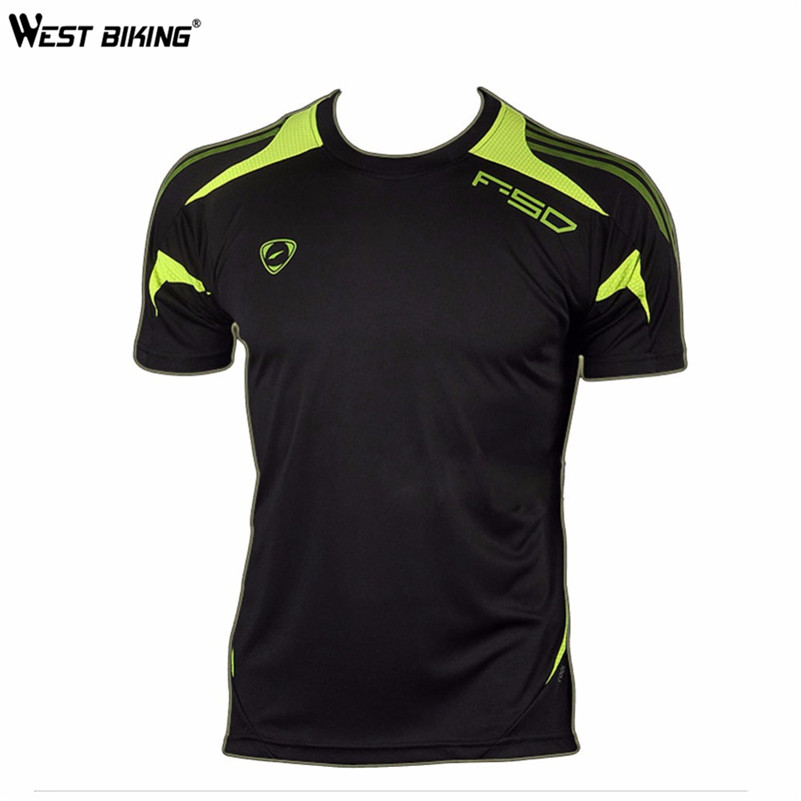 WEST BIKING Bicycle Jersey Mens Bike Shirts Slim Shirts Male T-shirt Men Quick Dry Shirts Running Sports Short Sleeve Jersey 13x4 ear to ear lace frontal closure with bundles 7a brazillian virgin hair 3 bundles with frontal closure body wave human hair