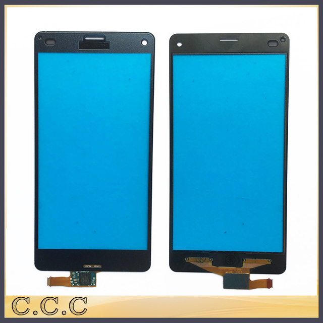 OGS Original touchscreen panel For Sony Xperia Z3 Compact Z3 Mini D5803 D5833 touch screen digitizer glass lens