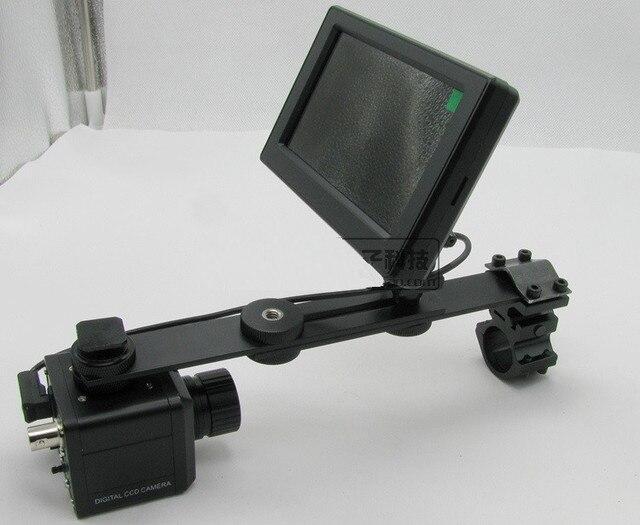 Diy infrarot nachtsichtgerät monokular jagd nachtsichtbrille gerät