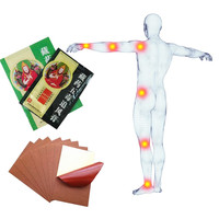 MIYUELENI 1Pack=8Pcs Pain Relief Pubescent holly root essential oil bone Spurs treat anti-inflammatory analgesic patches Essential Oil