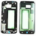New Front Housing Cover Bezel Frame For Samsung Galaxy S6 edge G925 G925F free shipping