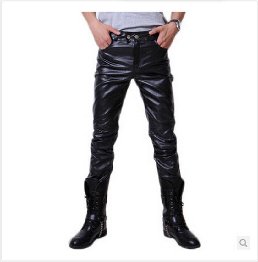 Caliente Cantante Etapa La Pantalones 2019 De Hombres oro Cuero Pu Nuevo Negro Moda Trajes Coreanos Motocicleta Casuales Los plata F6xqOFpnw
