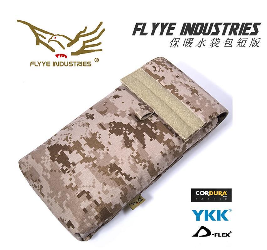 Prix pour Livraison gratuite En stock FLYYE véritable MOLLE Thermo Hydratation Sac À Dos (Ver. Court) HN-H014
