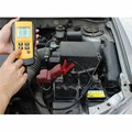 Intelligent Car Battery Detector Car Battery Analyzer Tester Digital 12V Battery Analyzer Voltage/Capacity/Resistance/CCA