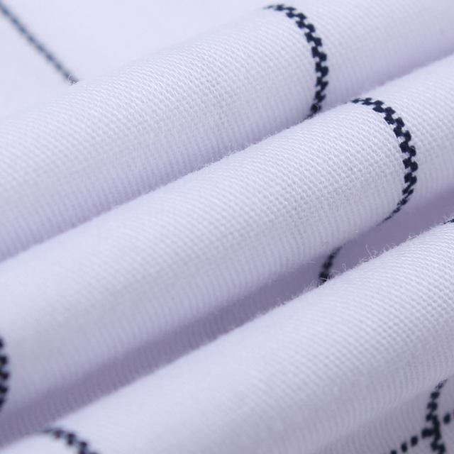 Cotton Casual Men Shirt Social