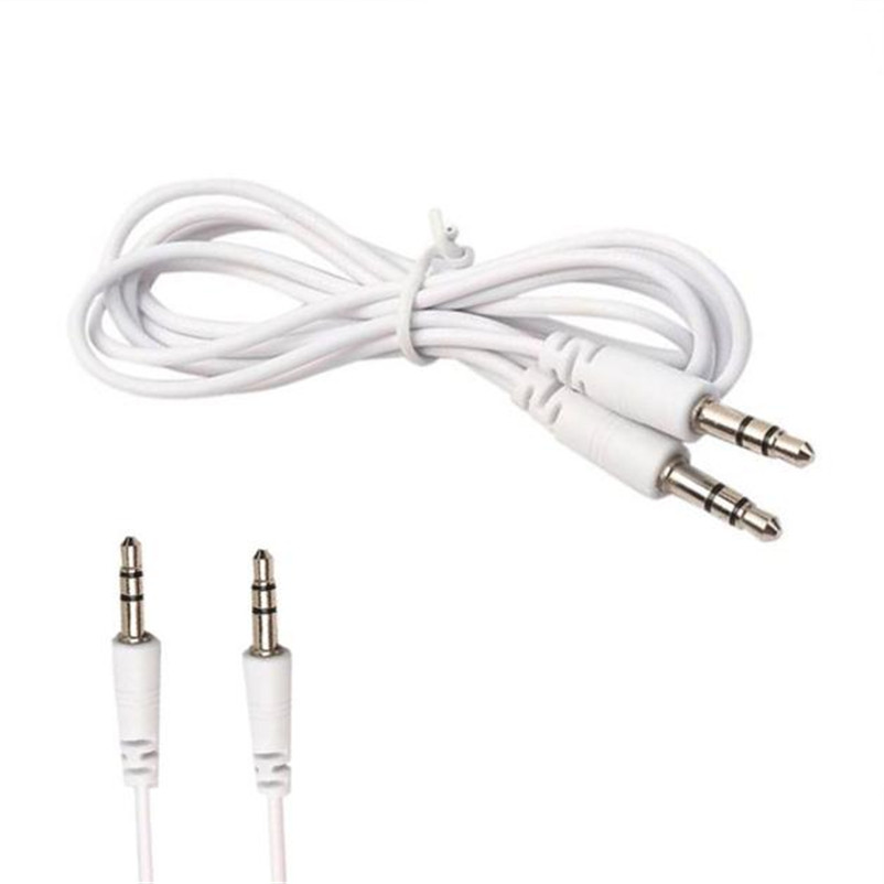 3 фута 3.5 мм стерео вспомогательный кабель мужчинами плоский аудио Музыка AUX шнур A8