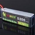 LION POWER 11,1 v 1500mAh 2200mah 2800mah 3000mah 4200mah 5200mah литий-полимерная батарея T/XT-60 для вертолета RC/автомобиля/лодки игрушек 3s батарея