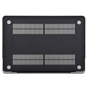 Image 4 - MOSISO 新クリスタルのマットアップル Macbook Pro の 13 15 ハード新しい MacBook Pro 13 ケースカバー A1708 A1706 A1990