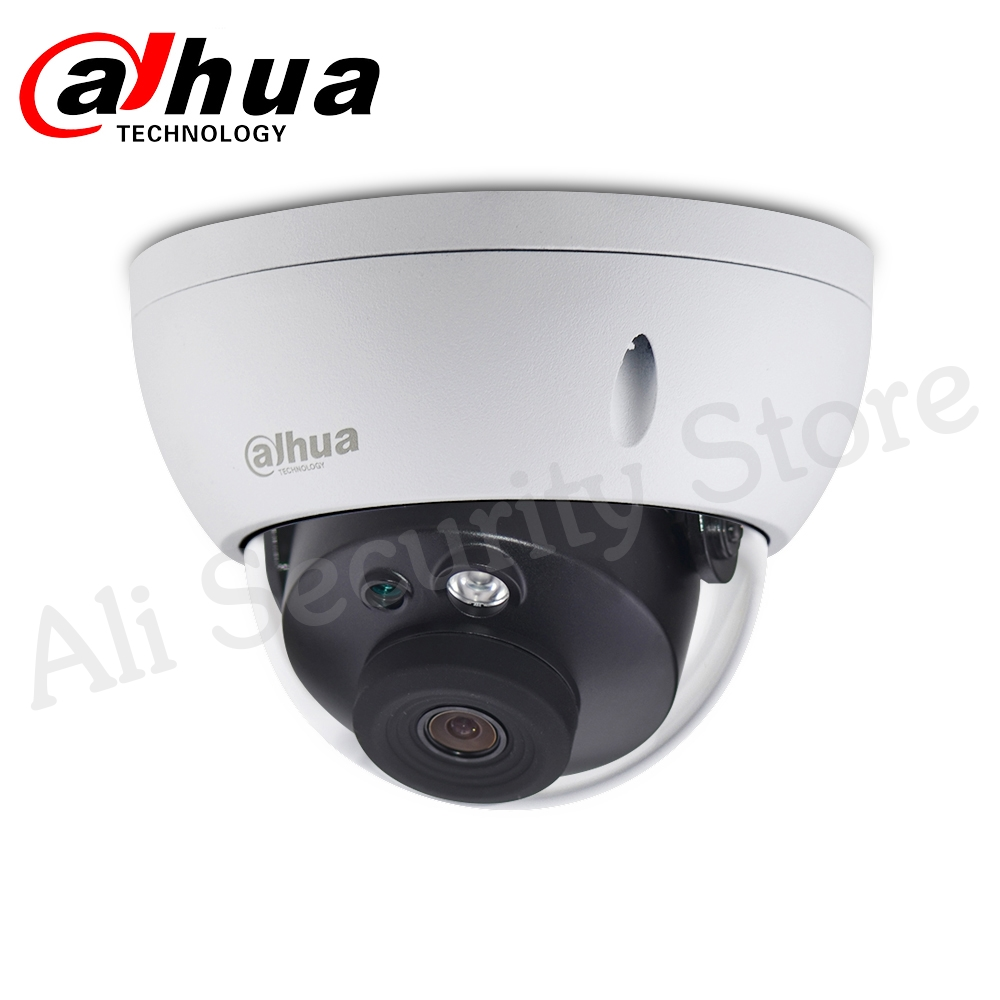 Image 2 - Dahua IPC HDBW4631R AS 6MP IP Camera POE IK10 IP67 Audio in/out & Alarm SD Card Slot Upgrade from IPC HDBW4431R AS with logo-in Surveillance Cameras from Security & Protection