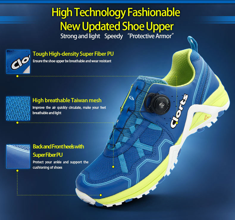 16 Clorts Men BOA Lacing System Running Shoes Free Run Lightweight Sport Shoes Breathable Outdoor Running Sneakers 3F013 9