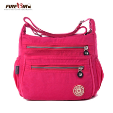 Hot  font b women b font Messenger bags nylon font b women b font bag