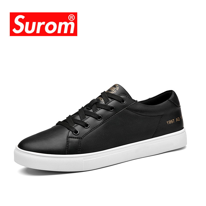 SUROM Sneakers Autunno Inverno da uomo Fashion Board Shoes Super - Scarpe da uomo