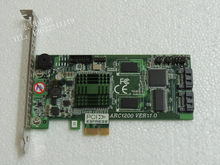 original 1 PCS ARC 1200 PCI-E SATA selling with good quality