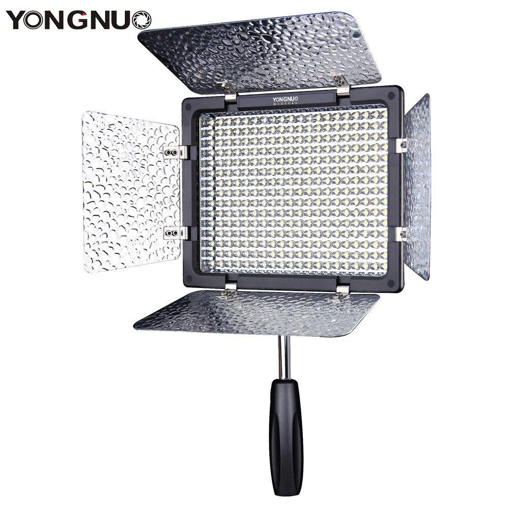 Yongnuo YN300III YN-300 III CRI95 LED Camera Video Light with Adjustable Color Temperature 3200K-5500K for Canon Nikon Olympas
