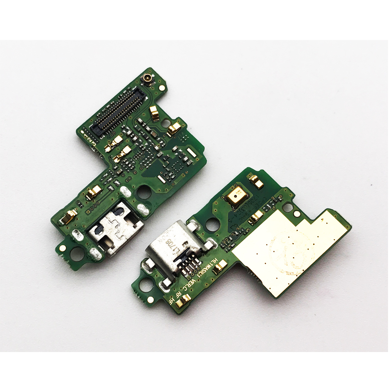 Original New Micro Dock Connector Charger Flex For Huawei P10 Lite USB Charging Port Flex Cable Repair Parts
