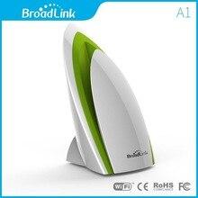 Automação Residencial inteligente Broadlink A1 WiFi Sensor De Temperatura E Umidade, Controle E-Teste de Detector De Ar Quatily RemoteI Sem Fio Air