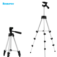High quality Universal Portable Mini 4 Sections Professional Cameras Tripod  for DSLR Canon Sony Nikon