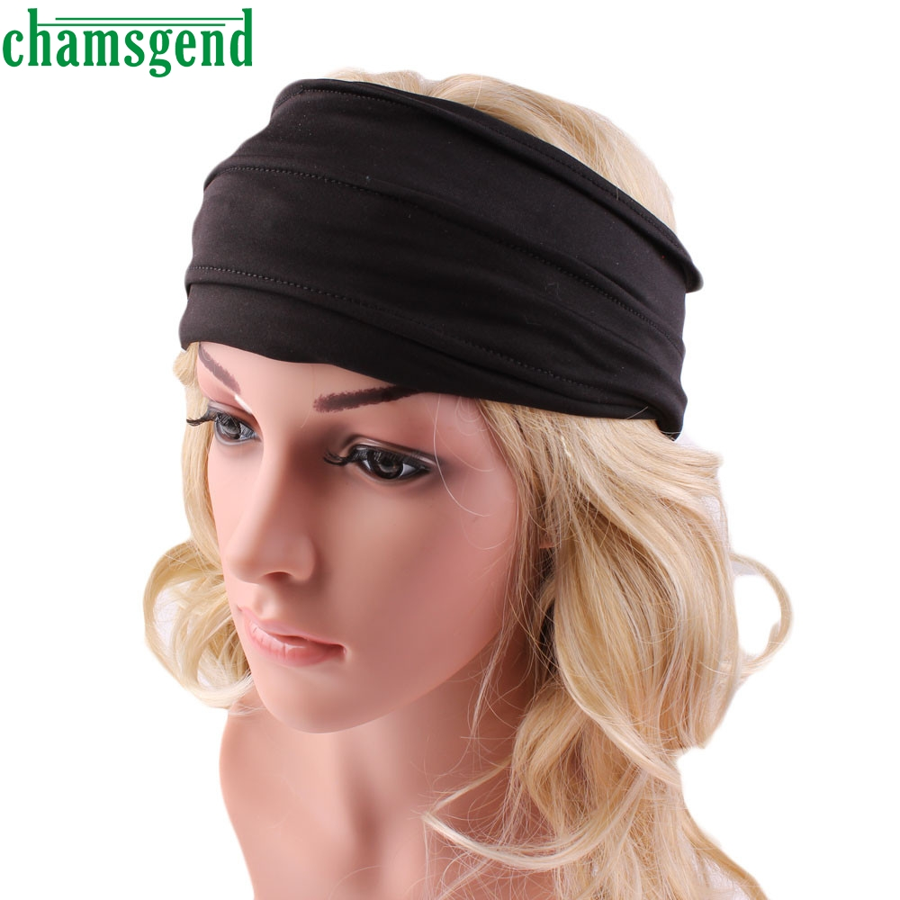 Gym fitness Headbands For Women Winter Sports Headband Head Wrap Wide Yoga  Hairband Hair Accessories Nonslip Head band JAN13YP-in Yoga Hair Bands from  ... b32a1a2b2