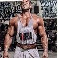 Marca dos homens novos de verão clothing unversal tanque tops musculação homens fitness muscle tanque longarina encabeça parte superior do tanque de elevação homens