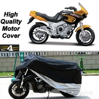 MotorCycle Cover For Yamaha TDM 850 WaterProof UV Sun Dust / Rain Protector Cover Made of Polyester Taffeta