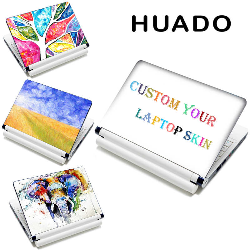 Custom laptop skin DIY Laptop Cover Sticker For HP/ Acer/ Dell /ASUS/  Sony/Xiao Mi 10 13 13 3 15 15 4 15 6 17 17 3