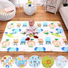 Baby Portable Foldable Washable Compact Travel Nappy Diaper Changing Mat Waterproof Baby Floor Mat Change Play Mat W25
