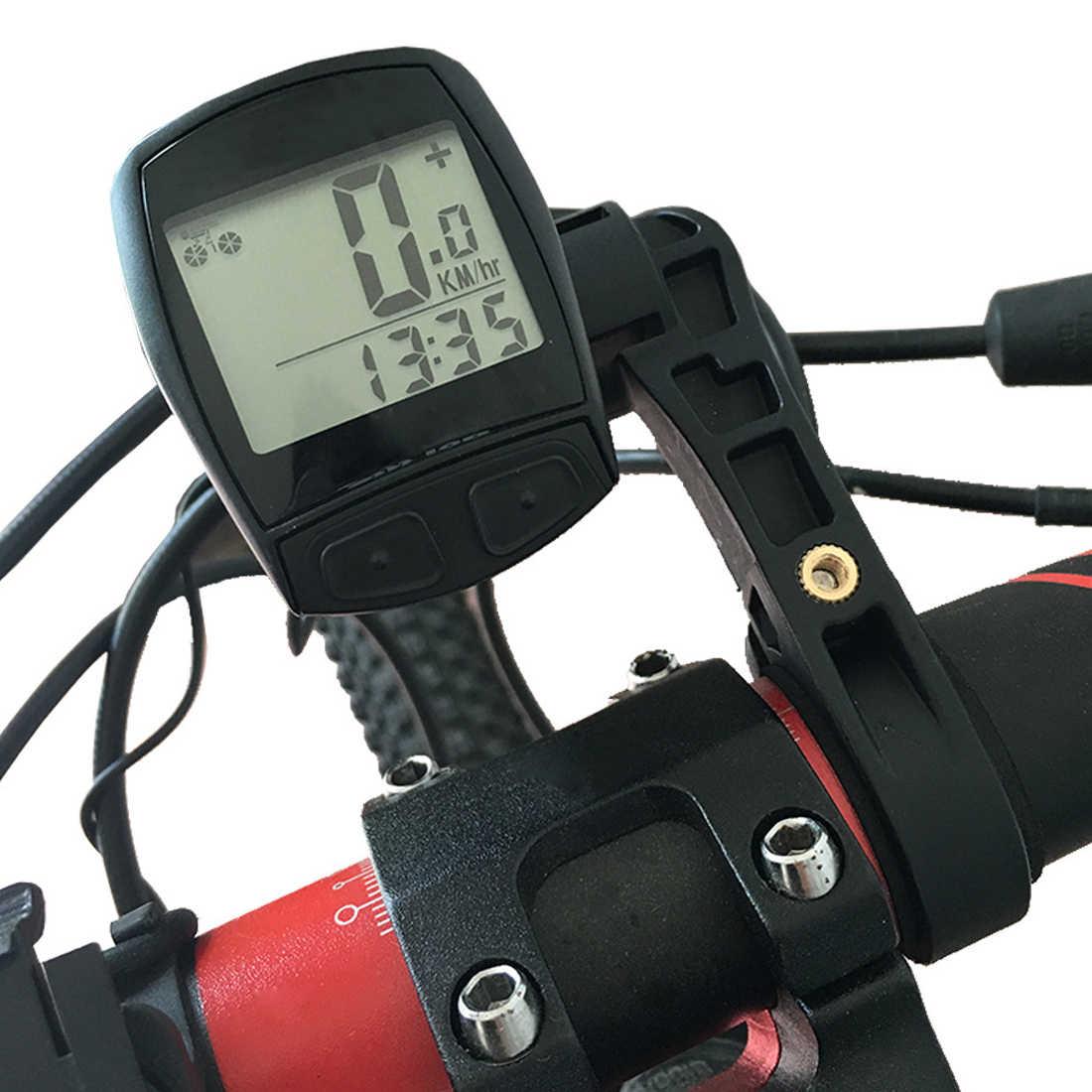 Vente chaude Universel Vélo torche LED Poche Support Support De Support pour téléphone Vélo Guidon Monté Extenseur