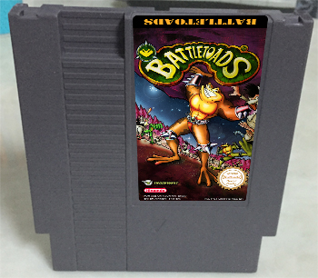 Battletoads Game card 72pin 8 bit Game cartridge Drop shipping!