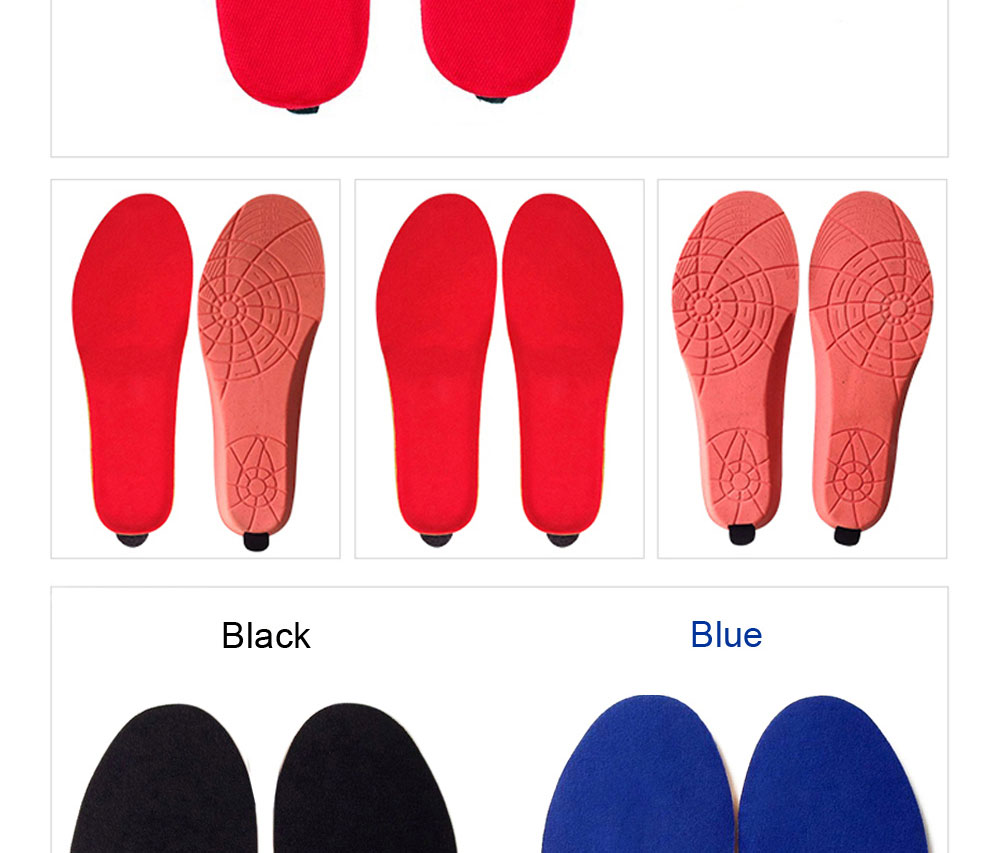 Wireless Controll Electric Heated Insoles_05