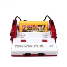 Venta caliente de la familia clásica formato PAL tv consola de videojuegos juego de mano con 400 diferentes de juego 8bit 80 yesrs envío gratis